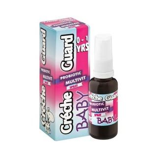 Creche Guard Baby Probiotic M Ulti Spray 25ml