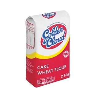 Golden Cloud Cake Flour 2.5kg x 10