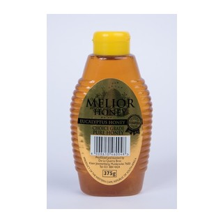 Melior Honey Sqeeze In Bottl e 375 GR
