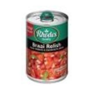 Rhodes Braai Relish 410 GR x 6