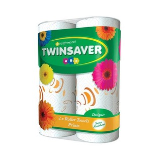 Twinsaver Kitchen Towels Caf e Chic 2