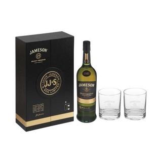 Jameson Select + 2 Glass Pk 750 Ml