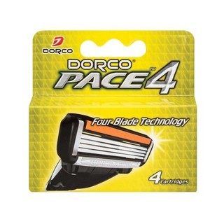 Dorco Pace4 Cartridges 4s