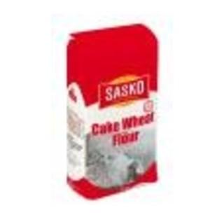 Sasko Cake Wheat Flour 2.5kg x 10