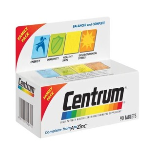 Centrum Multivitamin Adult 90 Ea