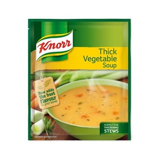 Knorr Thick Vegetable Soup 59g x 10