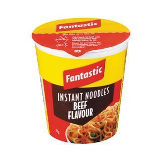 Fantastic Beef Cup Noodles 70g