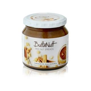 Buttanutt Cinnamon Macadamia Nut Butte r 250g spread