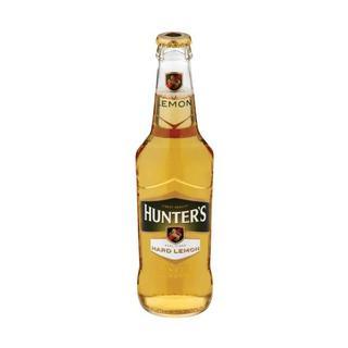 Hunters Hard Lemon Bottle 330ml