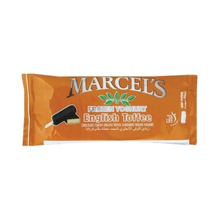 Marcel's Quickbite Frozen Yoghurt Toffee 150ml