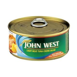 John West Indian Tuna Salad 150g