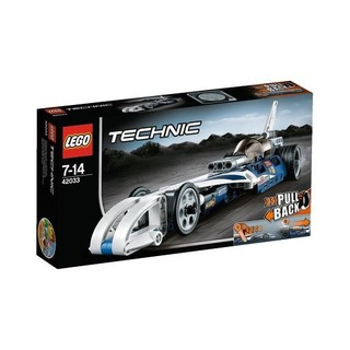 Lego Record Breaker (42033)