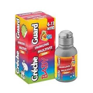 Creche Guard Baby Immune Syrup 100ml