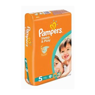 Pampers Sleep and Play Size 5 Junior 11-25kg 42ea