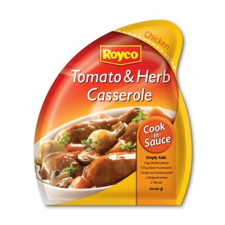 Royco Tomato & Herb Casserole Cook-in-Sauce 42g