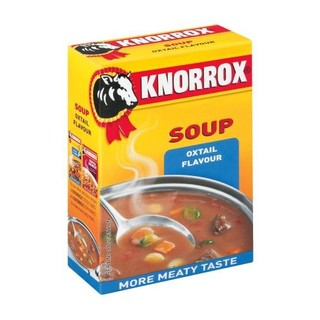 Knorrox Oxtail 100g