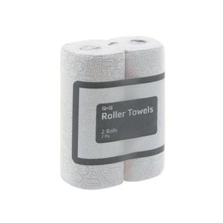 PnP Roller Towel Pink 2s x 12