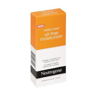 Neutrogena Moisturiser Visibly Clear 50g