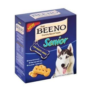 Beeno Crunchy Biscuit Treats S enior 500g