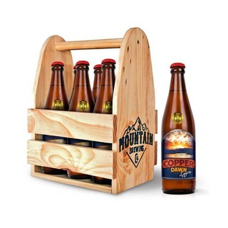 Mountain Brew Co Copperdawn Lager  6 x 440 ml