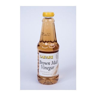 Safari Brown Malt Vinegar 375ml
