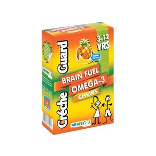 Creche Guard Brain Fuel 60ea