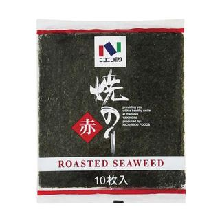 Yakinori Roasted Seaweed Sheets 10s