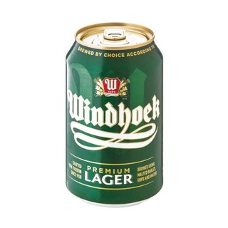 Windhoek Lager Can 330 Ml