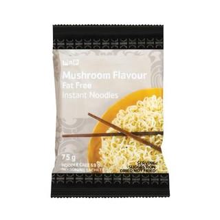 PnP Low Fat Mushroom Instant Noodles 75g