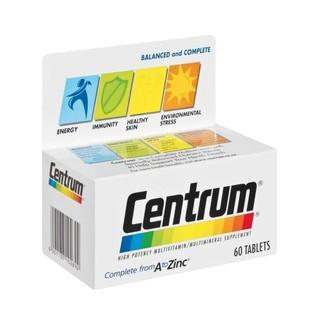 Centrum Multivitamin Adult 60  Tablets
