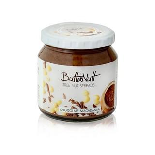 Buttanutt Chocolate Macadamia Nut Butte r 250g spread