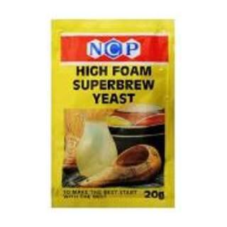 N C P Yeast Brewers Dry Yeas t 20 GR