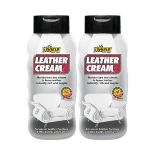 Shield Leather Cream 500ml 2ea
