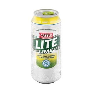 Castle Lite Beer Can 330ml