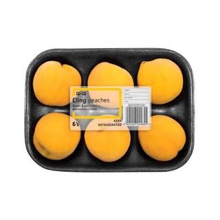 PnP Cling Peaches 6ea