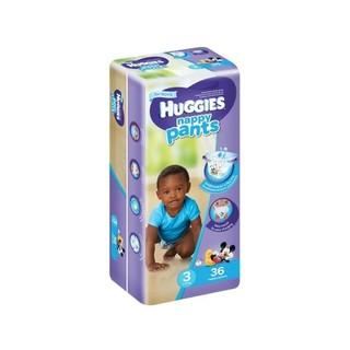 Huggies Nappy Pants Boy Size 3 36ea
