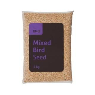 PnP Mixed Bird Seed 2kg