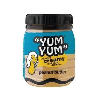 Yum Yum Ultra Creamy Peanut Butter 400g x 6