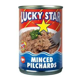 Lucky Star Minced Fish 410g
