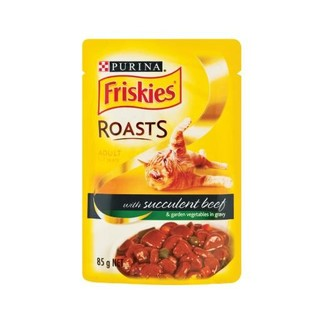 Friskies Roasted Beef 85g