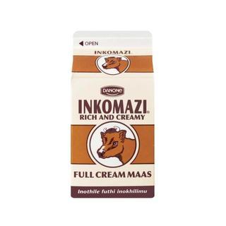 Inkomazi Full Cream Maas 500ml x 10