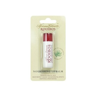 African Extracts Lipbalm Roo ibos 5 GR