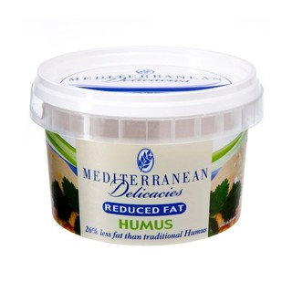 Mediterranean Hummus Dip Low Fat 190g