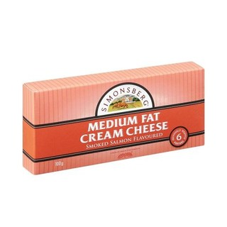 Simonsberg Cream Cheese Smoked Salmon  100g