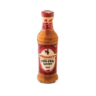 Nando's Hot Peri Peri Sauce 250ml x 6