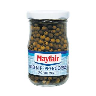 Mayfair Green Peppercorns 100g