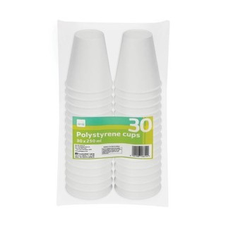 PnP Polystyrene Cups 30s x 10