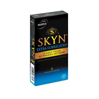 Skyn Mates Extra Lubricated 6ea