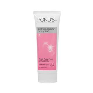 Ponds Perfect Colour Complex Beauty Facial Foam 100ml