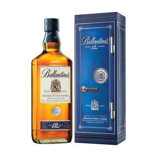 Ballantine's 12 YO Gold Seal Whisky 750ml